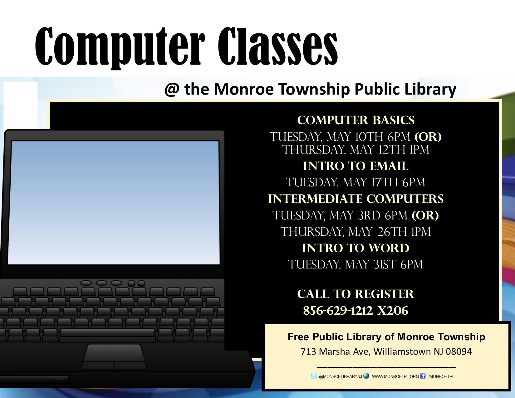 Computer Classes May16