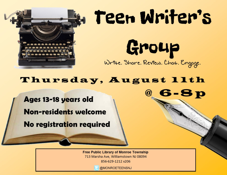 teenwritersgroupaug11