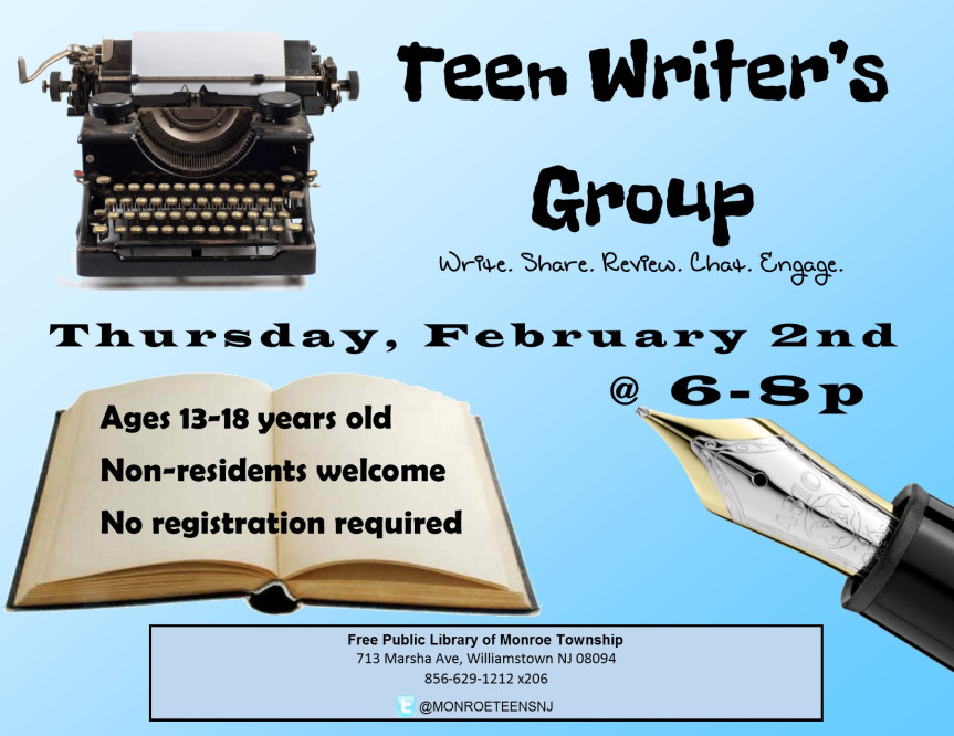 teenwritersgroupfeb17
