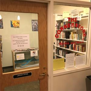 Monroe Township Public Library store