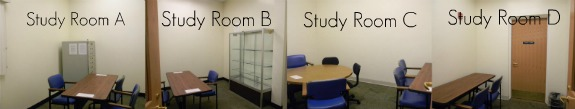 Monroe Township Public Library Study Rooms